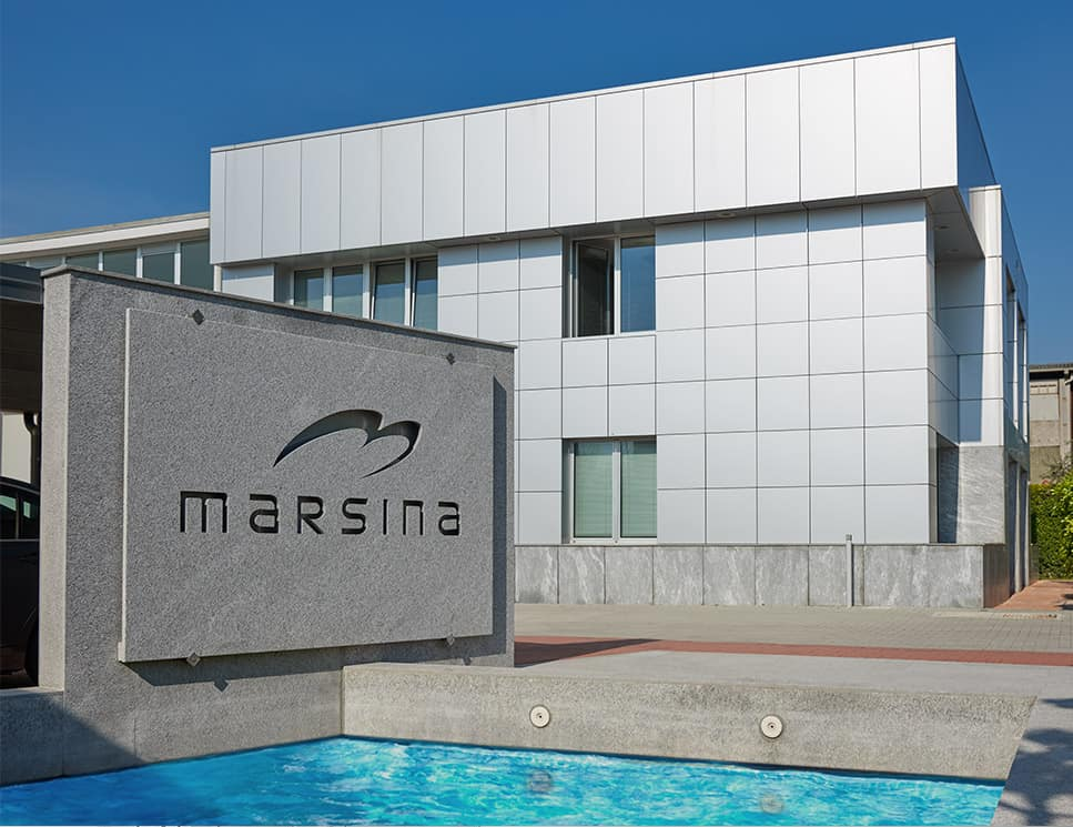 Marsina Engineering building