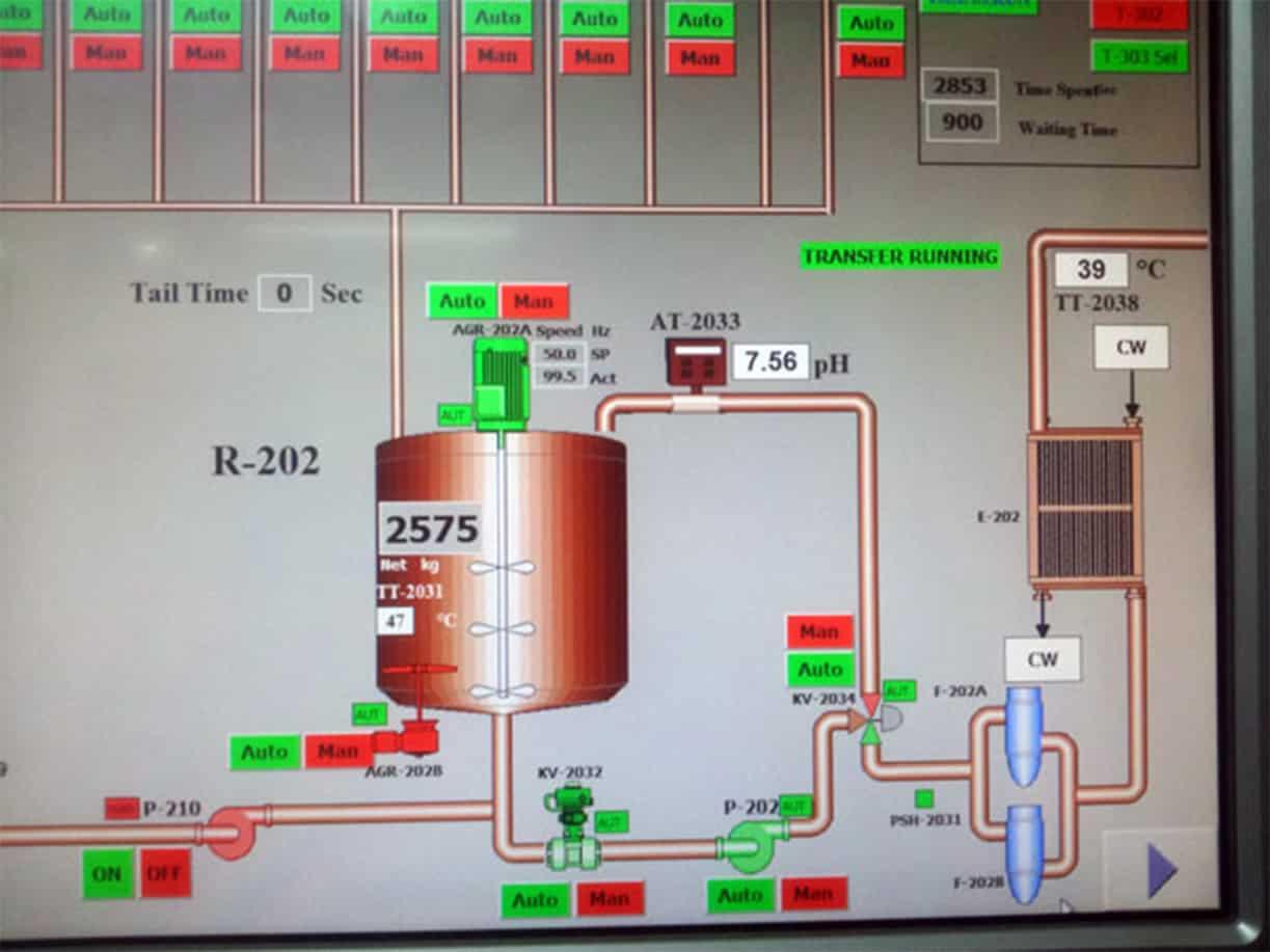 Liquid Detergent Plant - Marsina Engineering srl