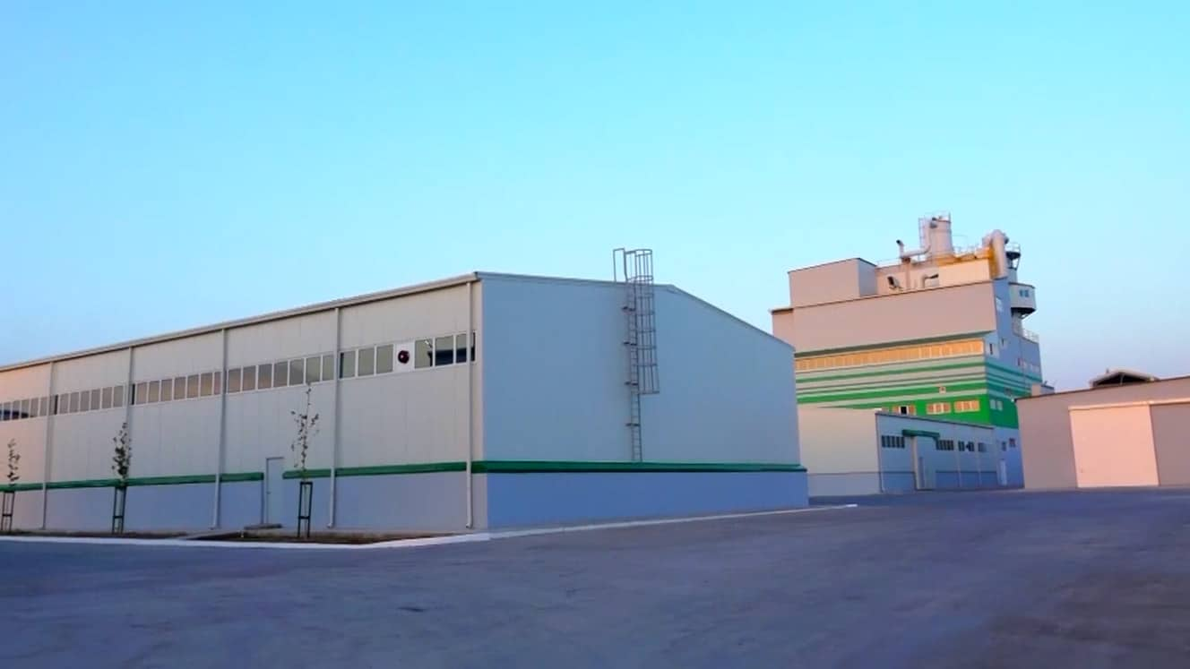 Discover the new 5TPH Powder Detergent Plant in Turkmenistan
